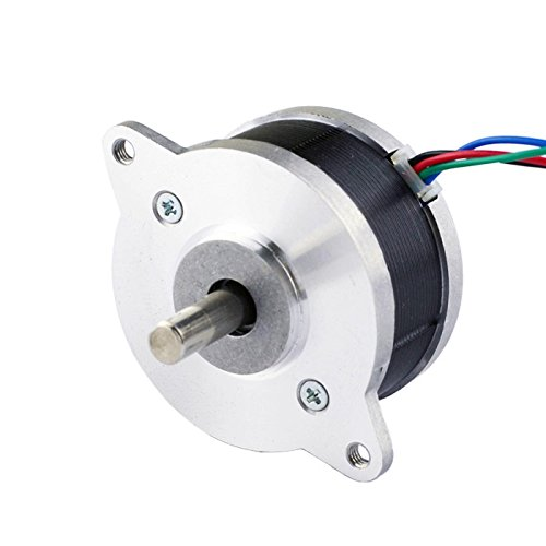 0.9deg Round Nema 14 Stepper Motor Bipolar 0.65A 12Ncm/17oz.in Φ36x19.5mm 4-wires