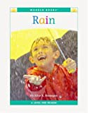 img - for Rain: Level 1 (Wonder Books Level 1-Weather) book / textbook / text book