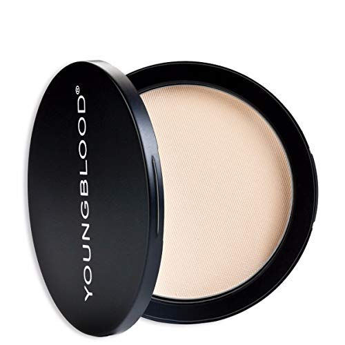- Youngblood Mineral Cosmetics Natural Pressed Mineral Rice Powder - Medium - 8 g / 0.28 oz