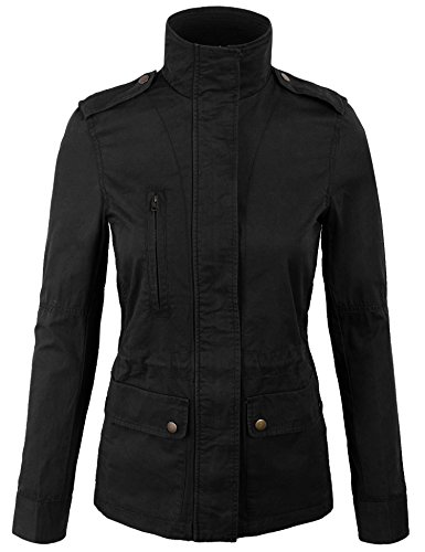 Review KOGMO Womens Zip Up