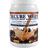 Secure Whey Complete Meal Replacement – Chocolate 30 Servings