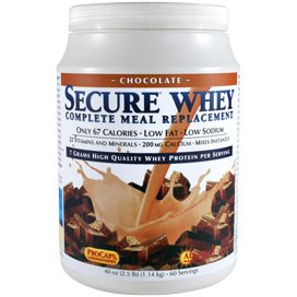 Secure Whey Complete Meal Replacement - Chocolate 30 Servings