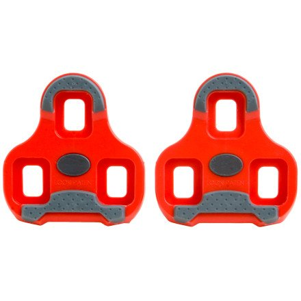 Look Cycle Keo Grip Road Cleat Red 9 Degree, One (Dmt Shoes)