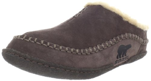 Sorel Men's Falcon Ridge Slipper,Bark, 11 M -