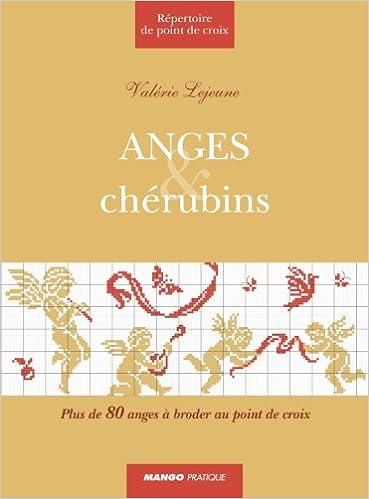 En ligne Anges & chérubins : Plus de 80 anges à broder au point de croix pdf