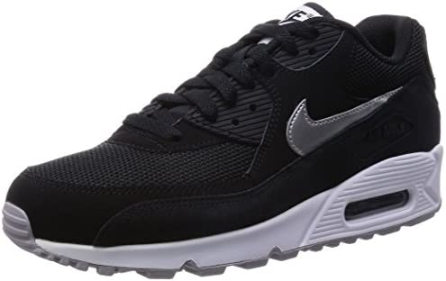 Persona a cargo del juego deportivo Estados Unidos Esquivar  Nike Air Max 90 Essential 537384 047 Herren Mens Sneaker Shoes Schuhe  Black: Amazon.com.au: Fashion