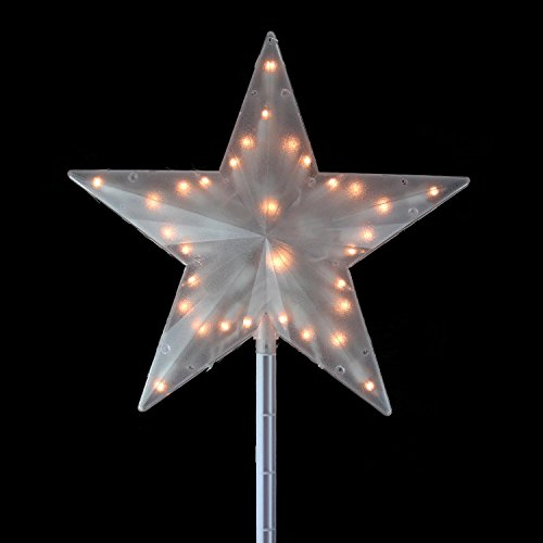 Lighted Outdoor Star Decoration in US - 8