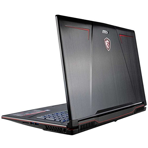 "CUK GP73 Leopard Gamer Laptop (Intel Core i7-8750H, 32GB RAM, 2TB NVMe SSD + 2TB HDD, NVIDIA GeForce GTX 1070 8GB, 17.3"" Full HD 120Hz 3ms, Windows 10) Thin & Light Gaming Notebook Computer"