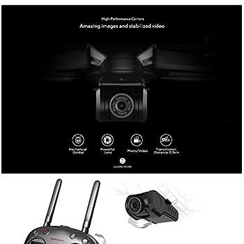 MJX B5W Bugs 5W RC Racing FPV Drone – Amazingbuy 2.4GHz 6-Axis Gyro 1080P HD 5G Wifi Camera – Long Range Drone With GPS, Altitude Hold, Headless mode,One Key Return,Follow Me,Bugs GO