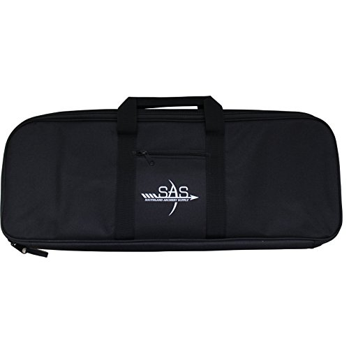 Southland Archery Supply SAS Recurve Takedown Bow Case (Black) (Best Takedown Recurve Bow For The Money)