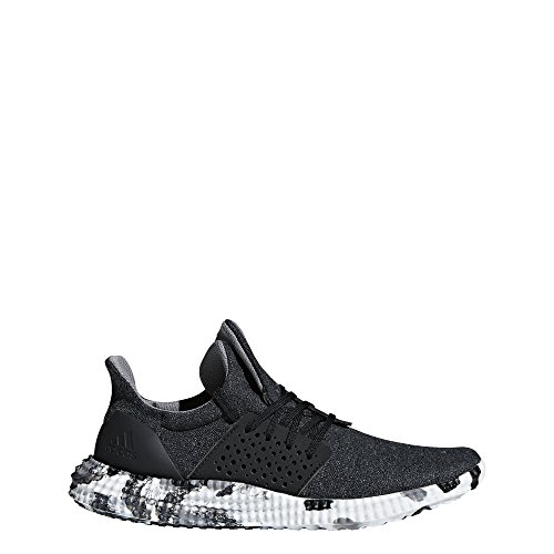 adidas New Women's Athletics 24 Cross Trainer Grey/Black/White 7