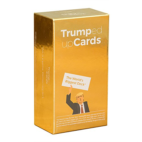 Trumped Up Cards: A Card Game for Adults