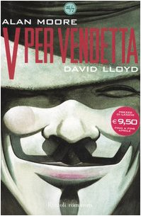 V Per Vendetta (Grapic Novel) [Italian]