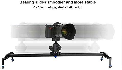 Camera Belt Strap 60cm//80cm//100cm Camera Slider Professional Video Track Bearing Slider Dolly Stabilizer Rail System for DSLR Camera Camcorder Durable Color : 60cm
