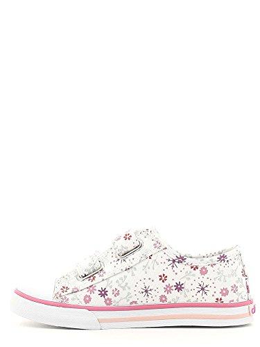 Zapatillas para niña, color Plateado , marca CHICCO, modelo Zapatillas Para Niña CHICCO CARONA Plateado Blanco