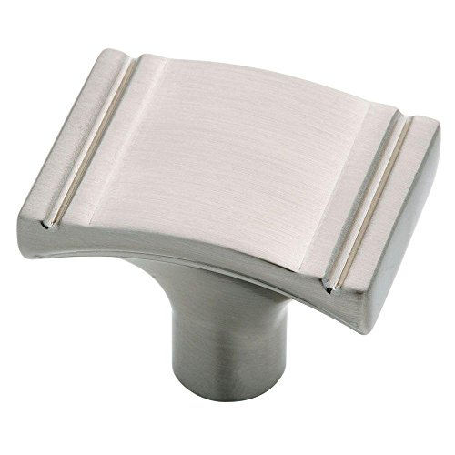 Venue Cab Hw-Liberty, Satin Nickel Knob 32mm Channel Knob