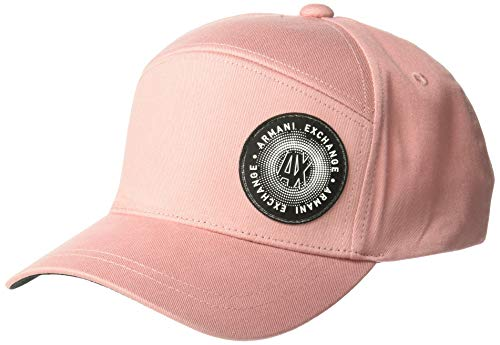 Armani Exchange Men's Graphic Logo Hat, zephyr, UNI