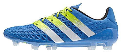 affordable cheap online big sale for sale adidas Ace 16.1 FG/AG Mens Soccer Boots/Cleats Blue comfortable sale online buy cheap official tFQRx1k0