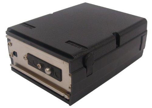 power2tek 13.2 VバッテリFits toアイコムcm-7、ic-m11、bp-7、ic-m12、cm-7h、cm-7g、bp-7h、ic-h16、ic-a2 +フリーツールセット B00OLN0GB0