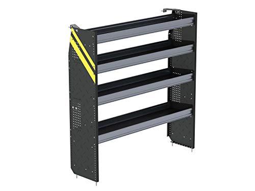 (Ranger Design Steel Shelving Unit for High Roof Van, 14