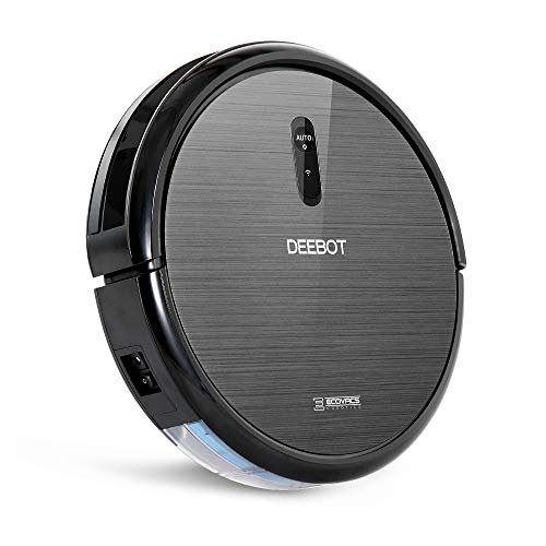 エコバックス ECOVACS DEEBOT N79 ロボット掃除機 フローリング/畳/カーペット掃除 静音&強力吸引 Wi-Fi接続 アプリ制御 ECOVACS直営店限定2年保証