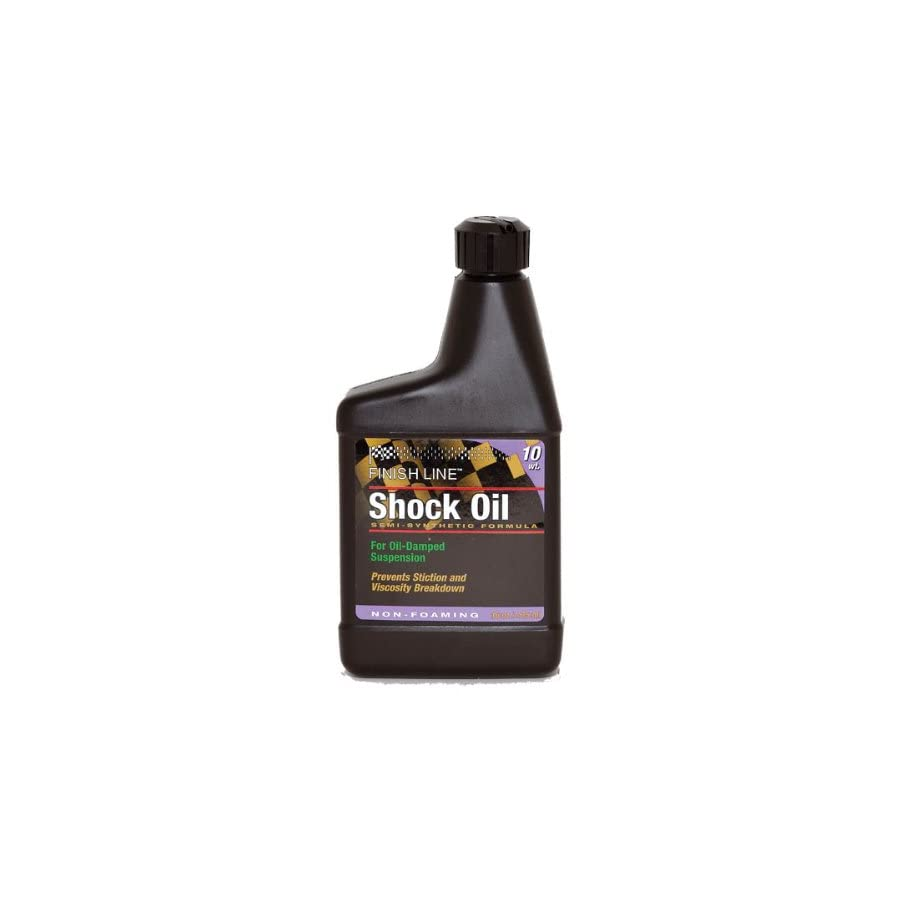 Finish Line 10wt Suspension Shock Oil 16oz Botle