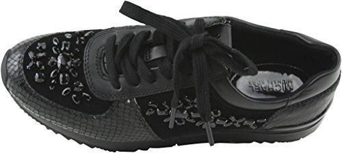 Michael Kors , Damen Sneaker schwarz schwarz
