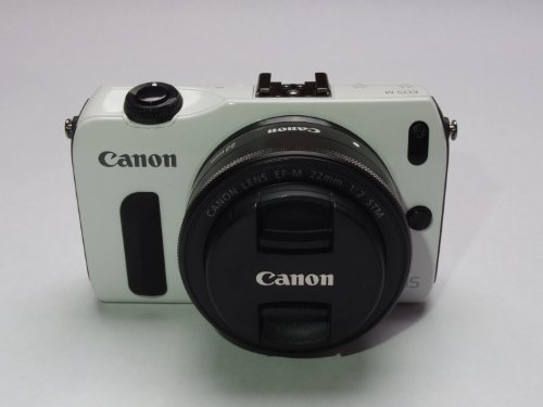 Canon EOS M Compact System Camera  Body Only - Limited Editi