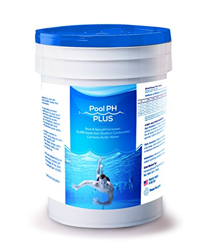 In The Swim Pool Alkalinity Increaser 25 Lb Pail Import It All
