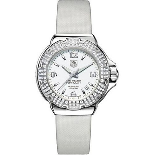 TAG Heuer Women's Formula 1 Glamour Diamond Watch #WAC1215.FC6219