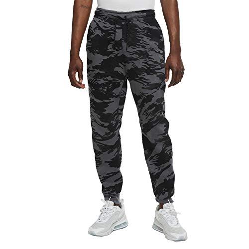 Nike Tech Fleece Men's Printed Camo Joggers, Iron