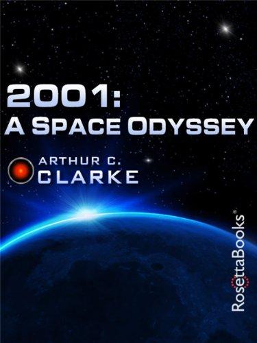 2001 a space odyssey  book