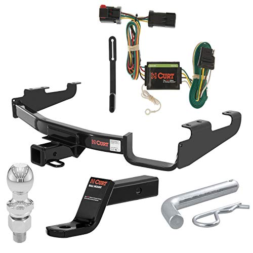 - Curt Class 3 Tow Package with 1-7/8