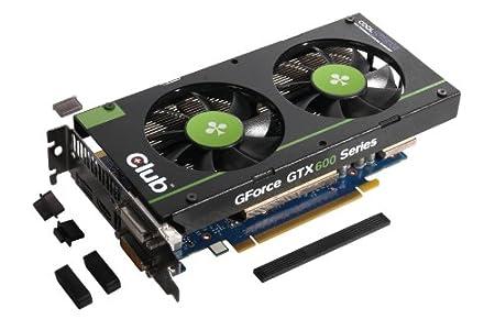 CLUB3D CGNX-XT666F GeForce GTX 660 Ti 2GB GDDR5 - Tarjeta ...