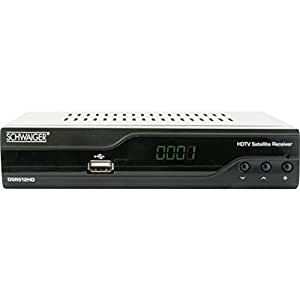 Schwaiger DSR512HD TV Set-Top Boxes Satélite Alta Definición ...
