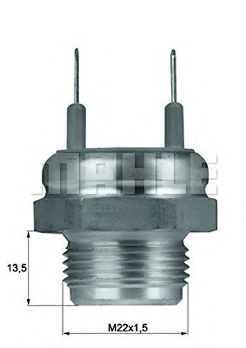 MAHLE Original TSW 1D Temperaturschalter K/ühlerl/üfter