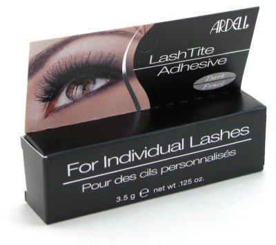 Ardell Lashtite Individual Lash Adhesive, Dark, 0.125-Ounce (Ounce Scale 0.125)