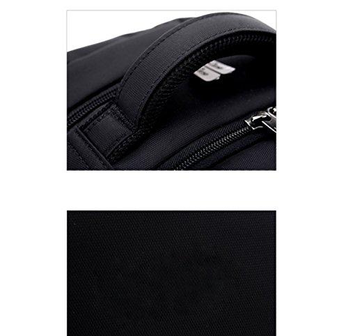 Anti Business Backpack Travel Multi Leisure Laidaye Waterproof purpose seismic Black SPwqT5x