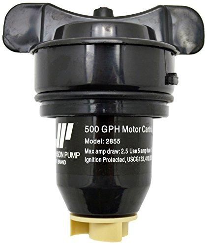- Johnson Pumps 28552-24 Replacement/Spare 500 GPH Motor Cartridge for Bilge Pumps, 24V