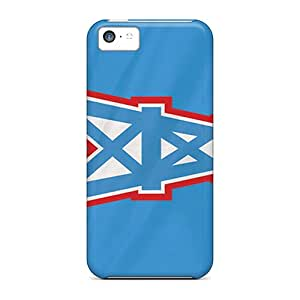 High Impact Dirt/shock Proof Cases Covers For Iphone 5c (houston Texans)