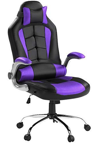 Merax Ergonomic Gaming High Executive Office Mesh Racing