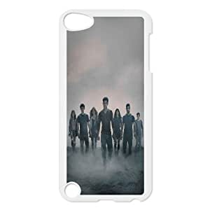 Bloomingbluerose Teen Wolf Ipod Touch 5 Case Teen Wolf Fans Love for Girls Protective, Ipod Touch 5 Cases for Girls Protective [White]