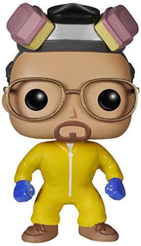 Funko - Figurine Breaking Bad - Walter White Glow in The Dark SDCC 2014 - 084980304