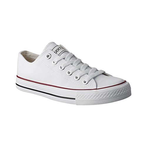 best-boots Men's Trainers White