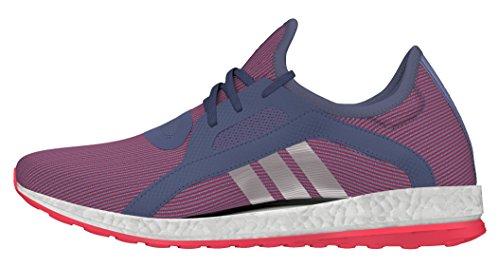 adidas Pureboost X, Zapatillas de Running para Mujer Morado (Morsup / Plamet / Rojimp)