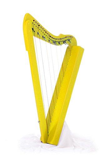 Flatsicle Harp - Yellow by  Total music Source