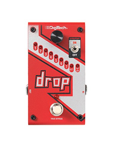 Digitech DROP Compact Polyphonic Drop Tune Pitch-Shifter from DigiTech