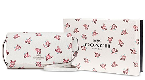 Phone Bloom Coach Mini Floral Crossbody with zwdzqA0fx
