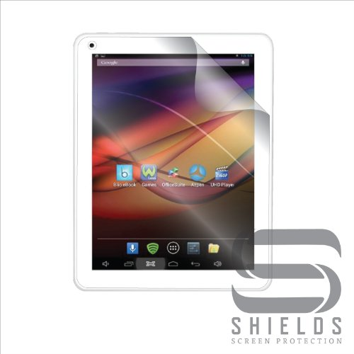 (2-Pack) StealthShields Tablet Screen Protector for Azpen A840 8
