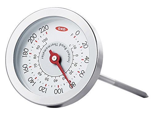 - Instant Read Thermometer - Dial